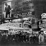 """La prima di """"The Jazz Singer"""""""