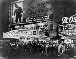 """La prima di """"The Jazz Singer"""" - Musiculturaonline"""