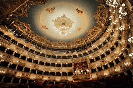 La stagione al Teatro La Fenice di Venezia