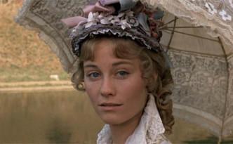 "Scena del film ""Daisy Miller"""