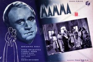 "Manifesto del film ""Mamma"""