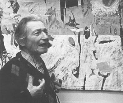 Wladimiro Tulli: pittore in musica