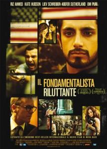 """La locandina del film """"Il Fondamentalista riluttante"""""""