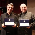 Andrea Concetti e Gianluca Pasolini