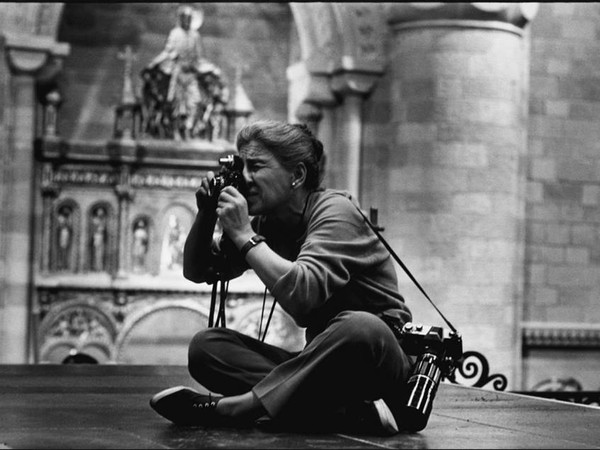 Eve Arnold in mostra a Torino