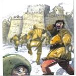 Una illustrazione di Cicarè
