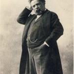 Il grande attore maceratese Oreste Calabresi
