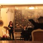 Un momento del concerto (Foto di  Laura Panno)
