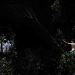 Parsifal nudo nella foresta (ph. Rocco Casaluci)