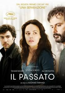 """La locandina del film """"Il passato"""" Musiculturaonline"""