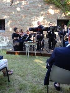 Accademia dei Filarmonici. F. Chirivì al flauto MusiCultuA on line