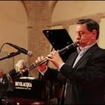 Gianni Sanjust al clarinetto – foto Fratelli Serini Musiculturaonline