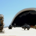 Le opere di Cragg all'Auditorium Niemeyer – ph Pino Izzo – Musciulturaonline