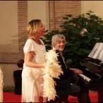Riccardo Biseo e Cristina Aubry – foto Fratelli Serini   Musiculturaonline