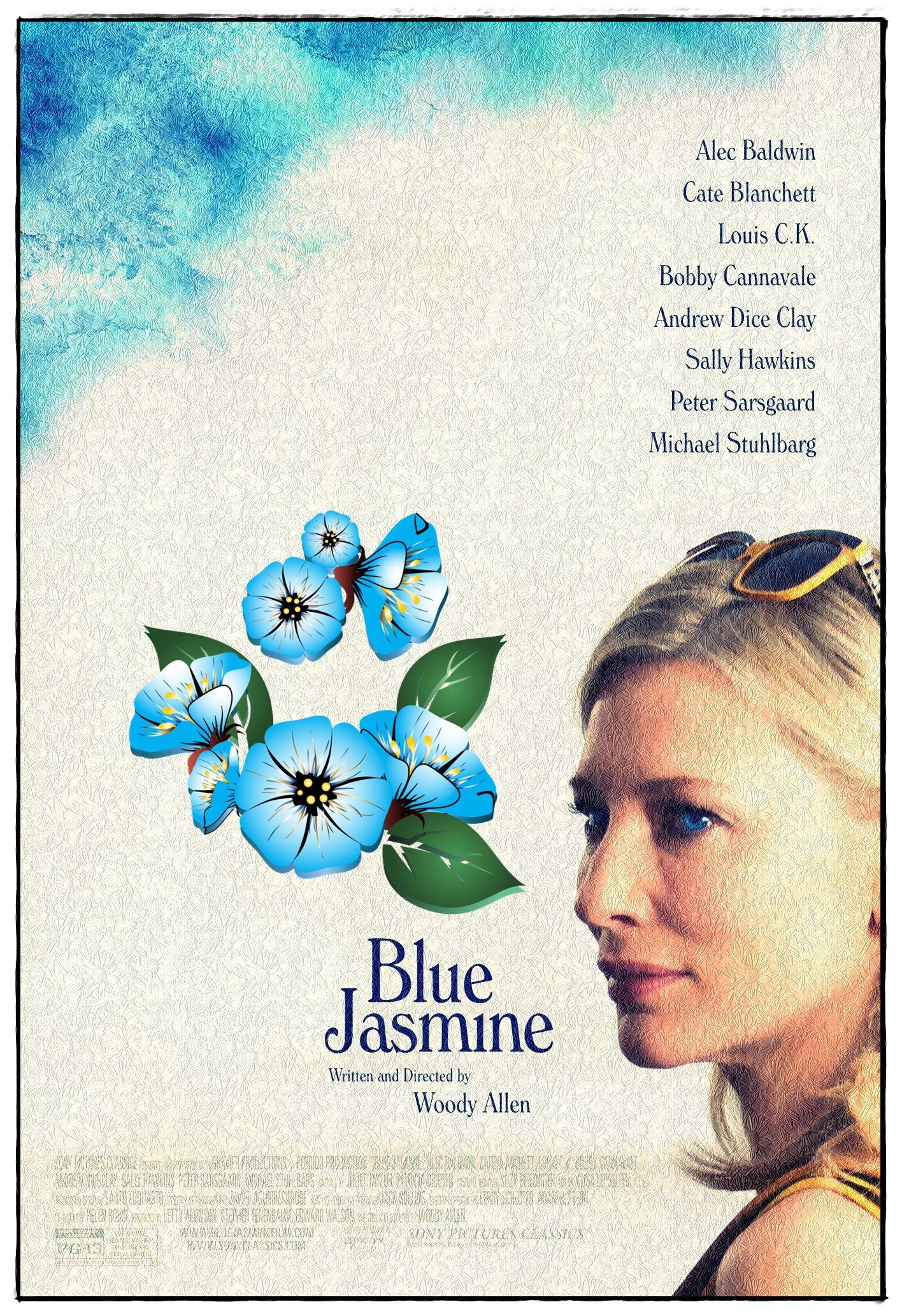 a review of woody allens film blue jasmine Blue jasmine: woody allen's excellent homage to a streetcar woody allen's excellent homage to a streetcar named so will blue jasmine director: woody.