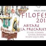 Filofest 2014, festival della filostofia di strada, ad Amandola dal 27 al 31 agosto