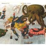 Augusto Grossi, Carta d'Europa, 1878 Musiculturaonline