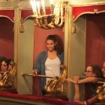 Ragazzi all'Opera Teatro Pergolesi(foto Binci) Musiculturaonline