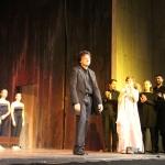 Da sx  Gruppo Danza in Scena – Andrea Zepponi – Alessandra Marcante- Ensemble vocale Orpheus- – foto di Laura Panno Musiculturaonline