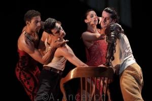 Un intenso momento del Don Quixote Musiculturaonline