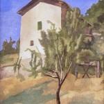 Paesaggio 1927_Giorgio Morandi_Musiculturaonline