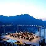 Palco del Belvedere di Villa Rufolo – ph Pino Izzo_Musiculturaonline