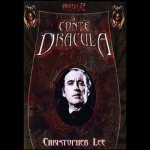 "Ricordo di Christopher Lee ""Il conte Dracula"""
