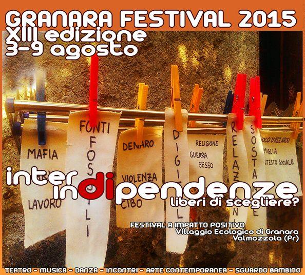 """GRANARA FESTIVAL: l'unico festival italiano a """"impatto positivo"""""""