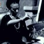 Ricordo di Frida Kahlo pittrice messicana nata il 6 luglio 1907