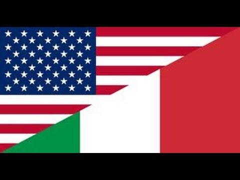 """""""I primi italiani emigrati negli Stati Uniti"""""""