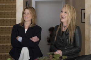 Julie (Mamie Gummer) and Ricki (Meryl Streep) in TriStar Pictures' RICKI AND THE FLASH.