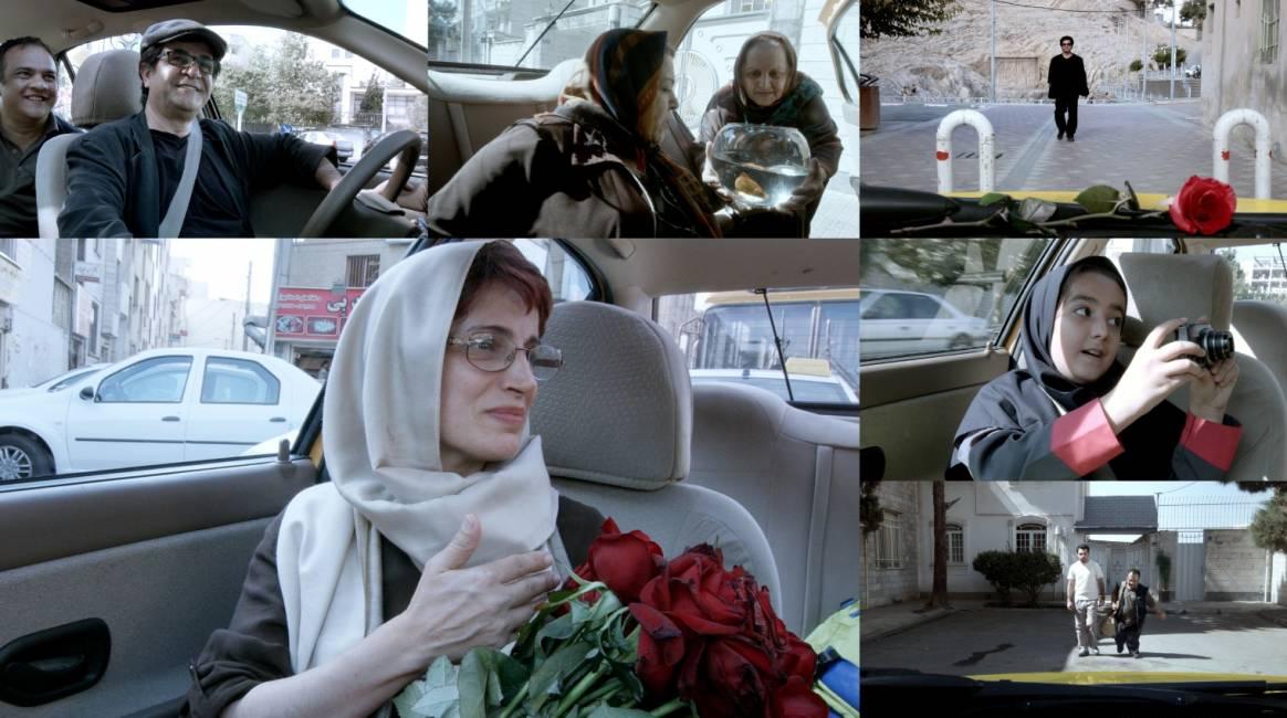 Un viaggio in Taxi per Teheran