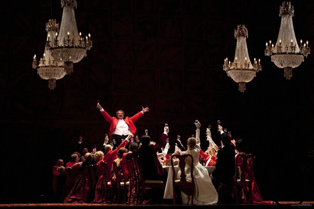 """Il ritorno del """"Falstaff"""" alla Scala"""