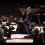 Ricordo del grande direttore d'orchestra e compositore Pierre Boulez scomparso recentemente