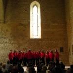 Coro La Cordata nell'Abbazia di S. Emiliano Musiculturaonline
