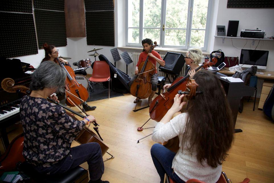 aula e studenti 1 Musiculturaonline
