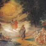 La gloria di Annibal Caro – Il sipario storico del Teatro Comunale Annibal Caro di Civitanova Alta Musiculturaonline