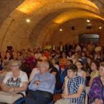 Pubblico alla conferenza Casteggio- Museo Oltrep+¦ Pavese – Musiculturaonline