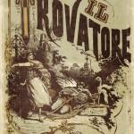 Copertina dello spartito de Il Trovatore Musiculturaonline