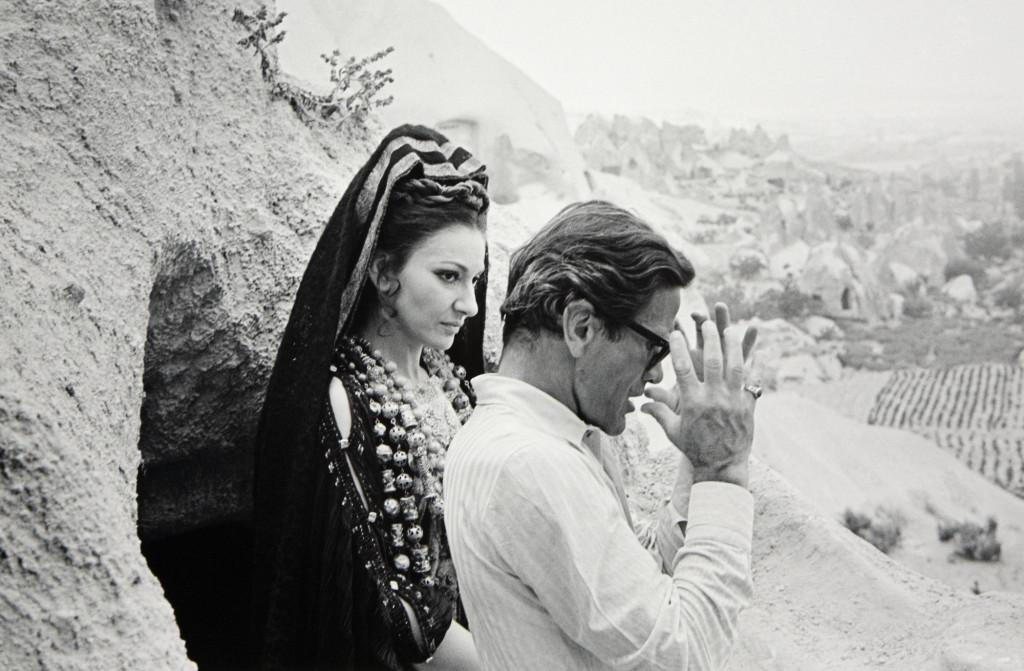 La Callas (Medea) e Pasolini Musiculturaonline
