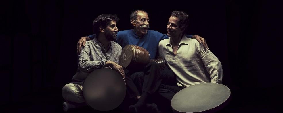 Trio Chemirani © Thomas Dorn Musiculturaonline