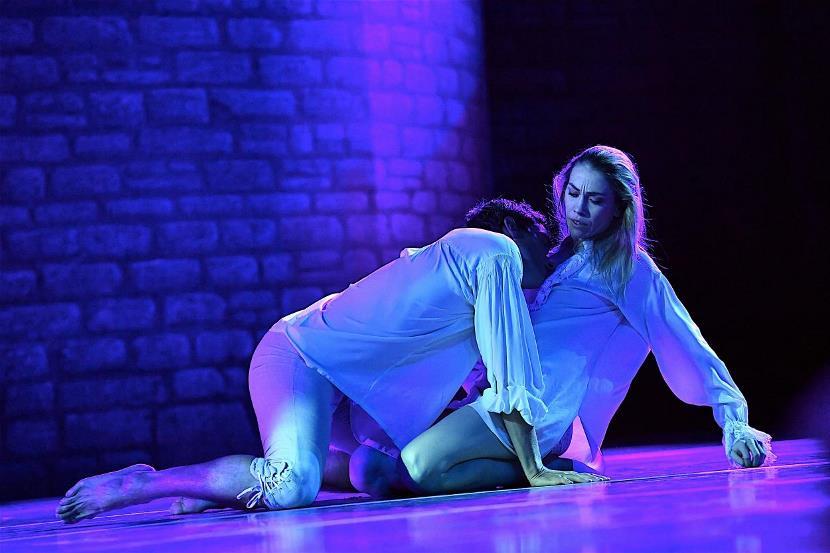 Splendido spettacolo di Eleonora Abbagnato a Civitanova Danza