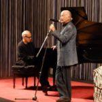 Gino Paoli e Danilo Rea Musiculturaonline