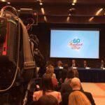 Un altro momento della conferenza stampa Musiculturaonline