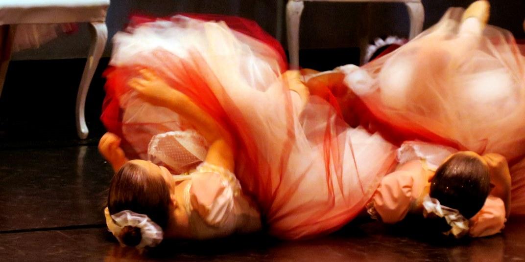 """Adriana Argalia e la """"sua"""" Danza fotografata"""
