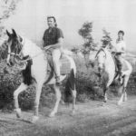 Lucio Battisti e Mogol -viaggio a cavallo Musiculturaonline