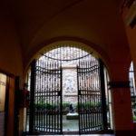 Atrio e cortile delle Grazie, Palazzo Cesarini Musiculturaonline