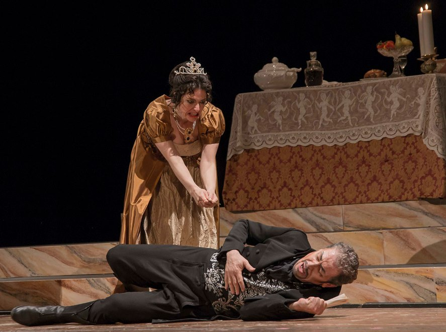 """Successo per """"Tosca"""" a """"Civitanova all'Opera"""""""