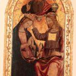 Bernardino di Mariotto, Incoronazione della Vergine. 1515 circa; tempera e oro su tavola Musiculturaonline