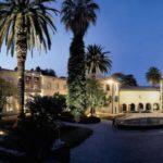 Limonaia ed ingresso VillaBaruchello dal giardino Musiculturaonline